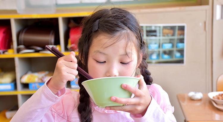 ライフステージ別食育:学童期(6歳〜11歳)
