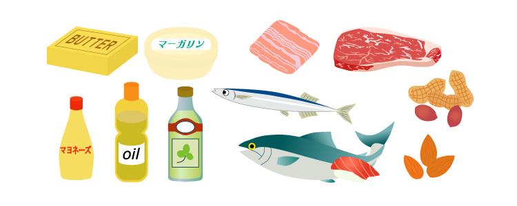 タンパク質を多く含む食べ物