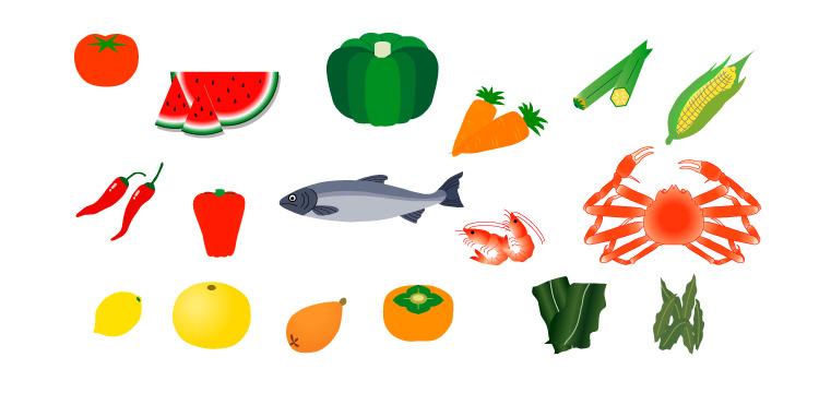カロテノイドを多く含む食品