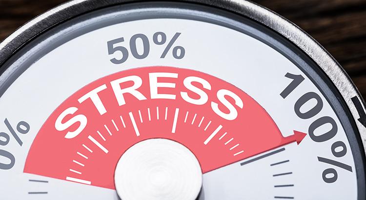 ストレス溜まってる?活性酸素による体への影響