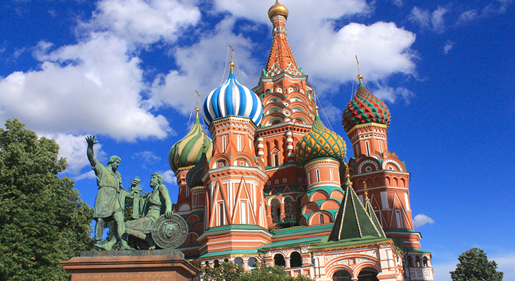 旅行に行ったら食べたい!世界のおすすめフード 第3弾 ~ロシア~