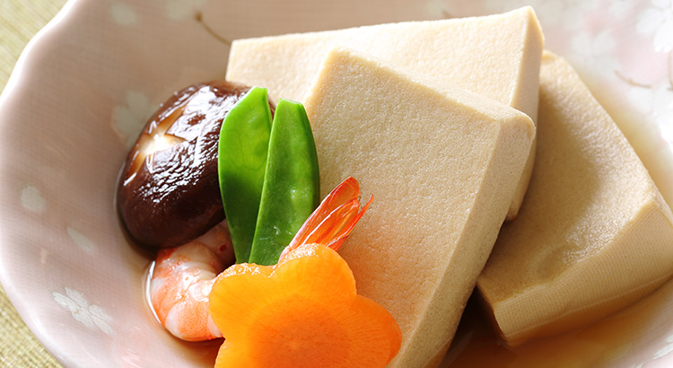 ダイエットにおすすめ!高野豆腐