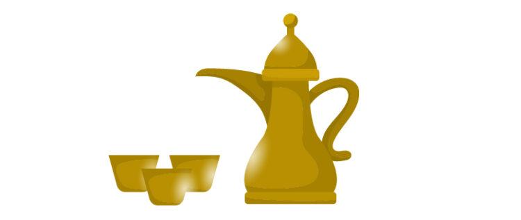 アラビックコーヒー(カフワ)