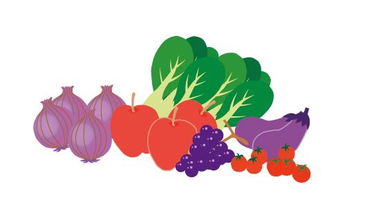 ポリフェノールを含む野菜