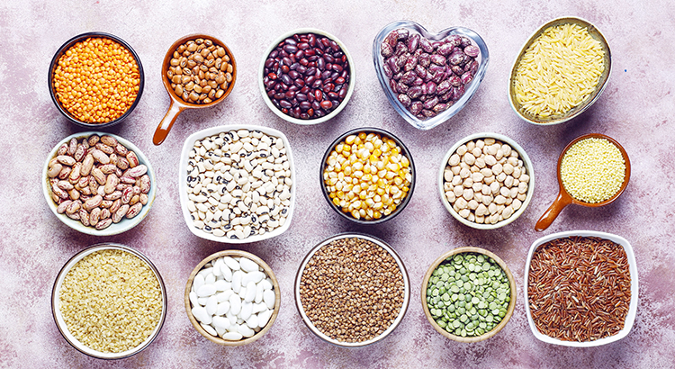 世界中で食べられている!「世界の三大穀物」
