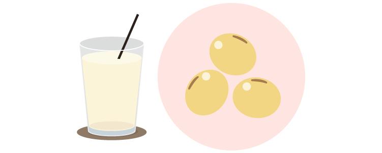 ソイミルク(豆乳)