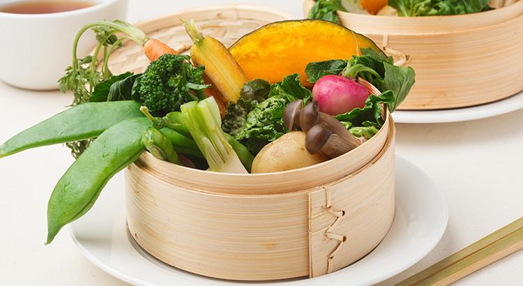 野菜を食べよう!②~生野菜と温野菜~