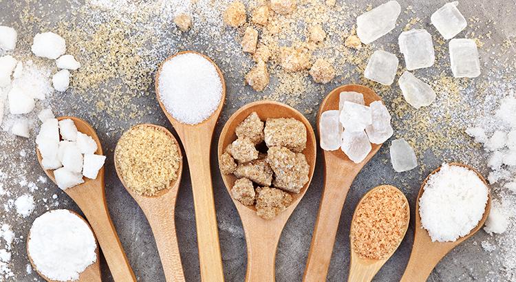 意外と知らない?! 砂糖の種類による違いを知ろう!